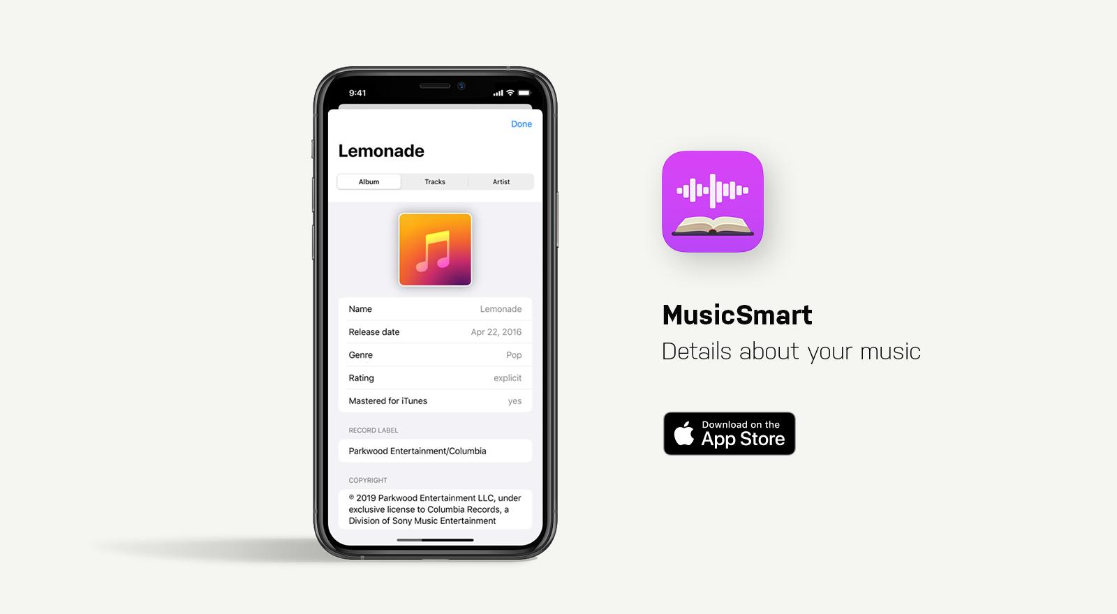 MusicSmart App