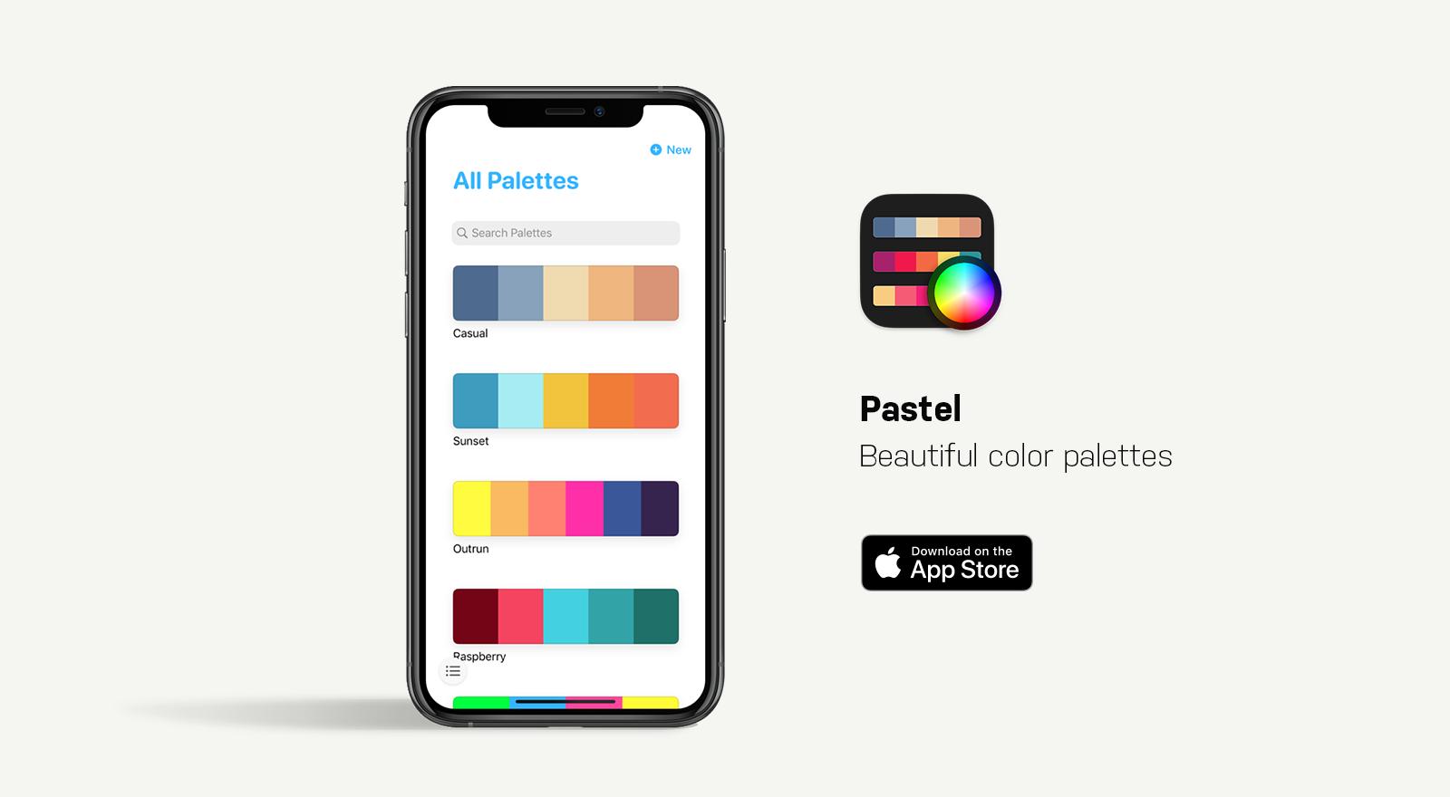 pastel app