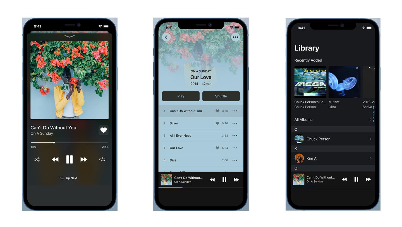 doppler app iphone screens