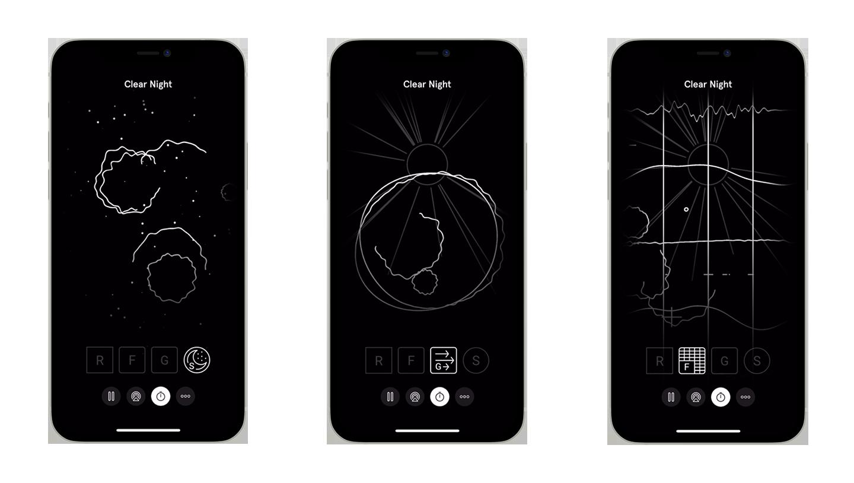endel app screens