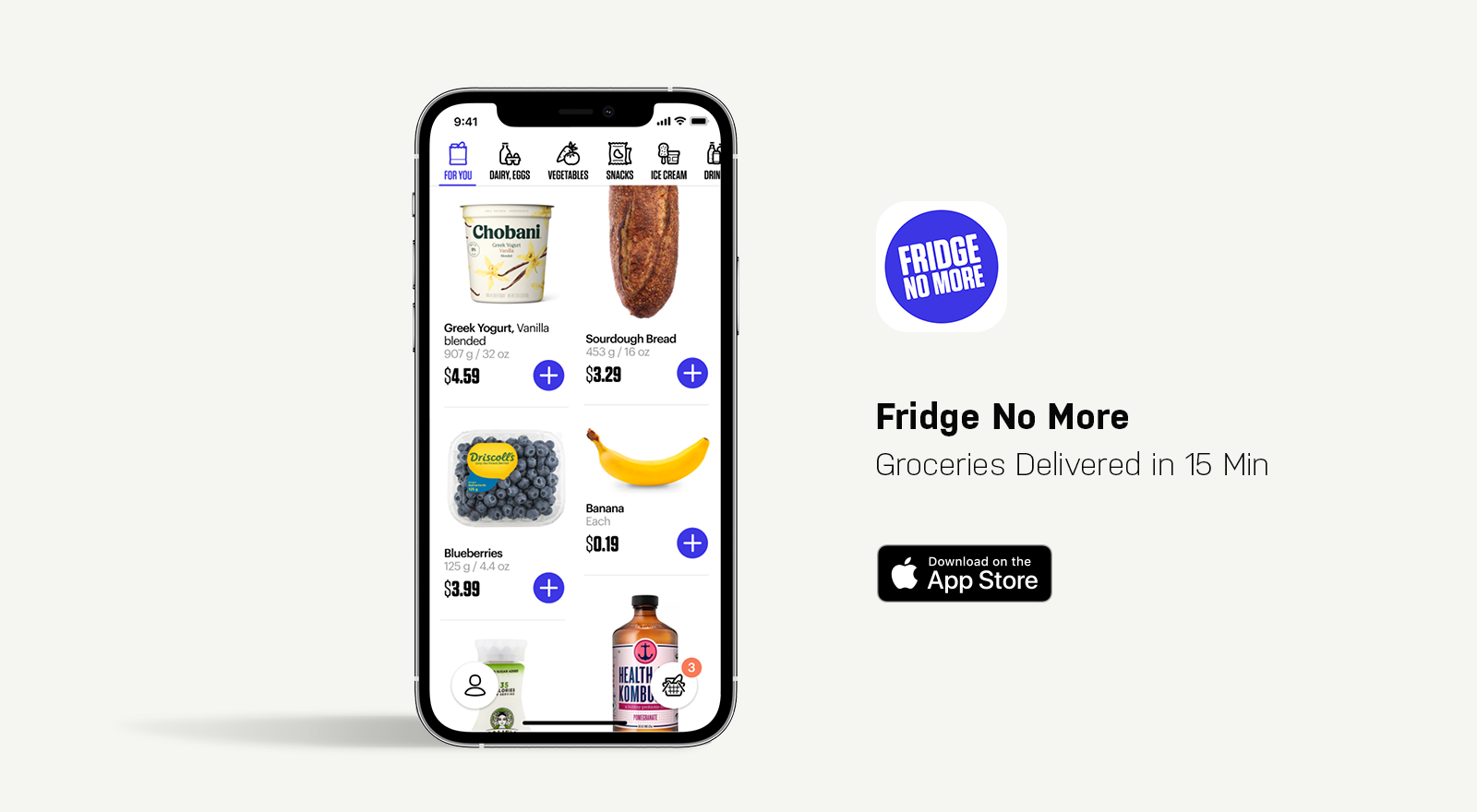 fridge no more app