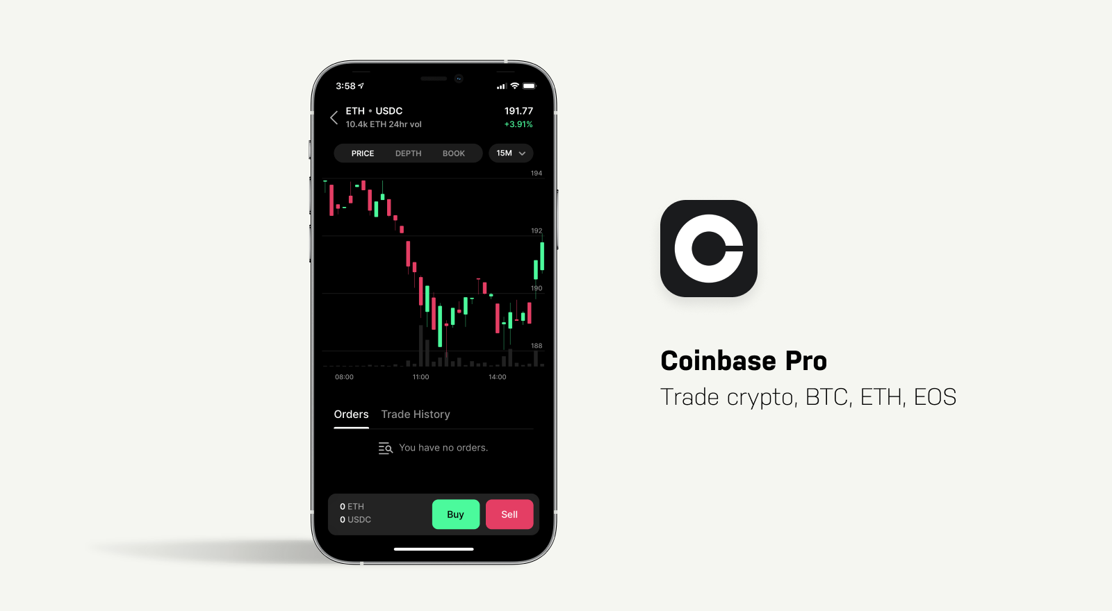 coinbase pro investing app