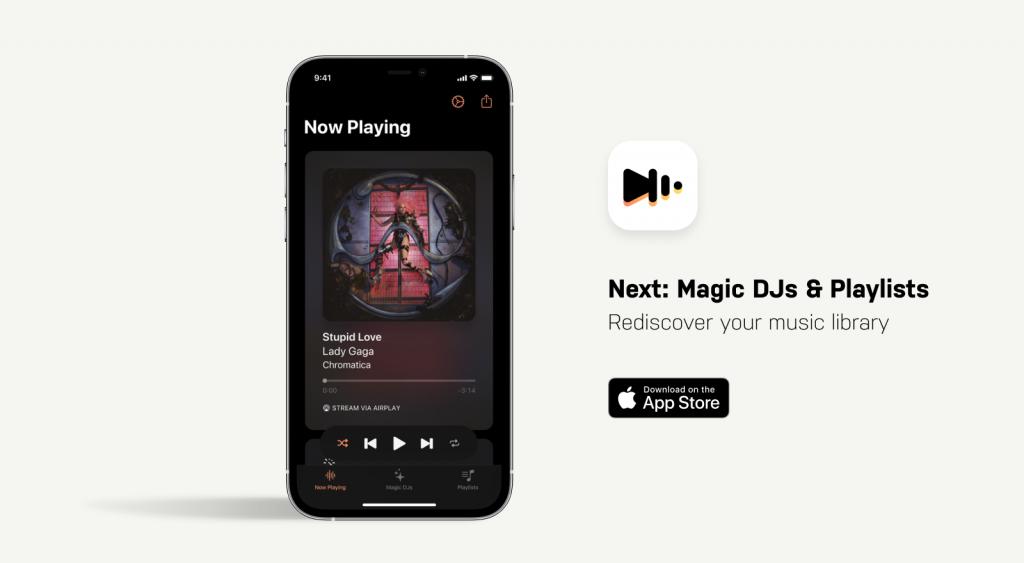 Next app showcase