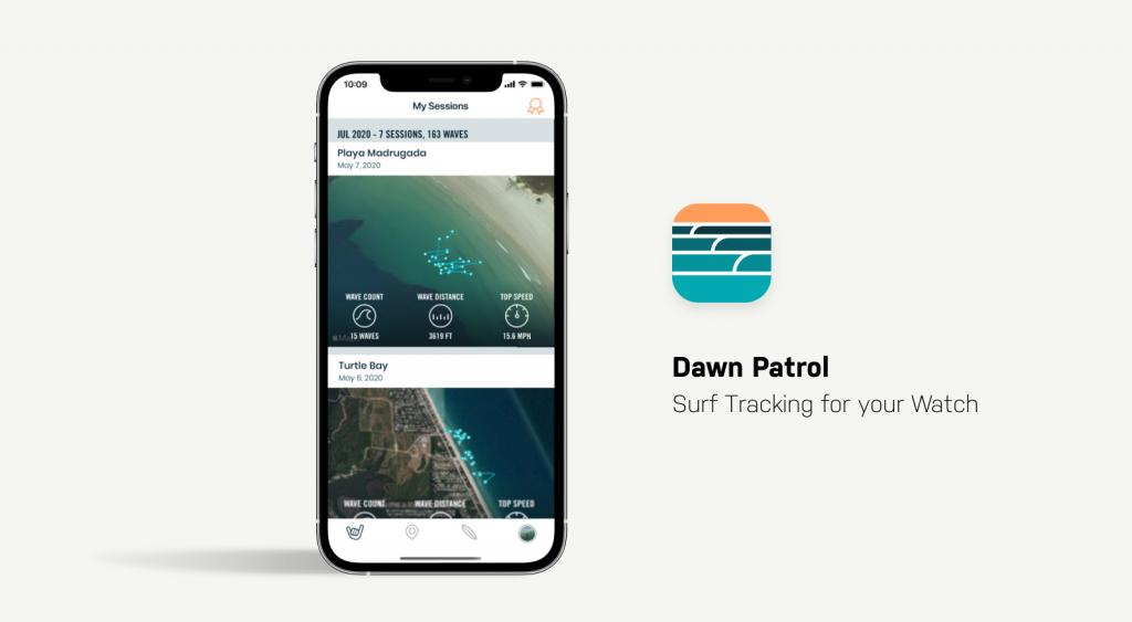dawn patrol app