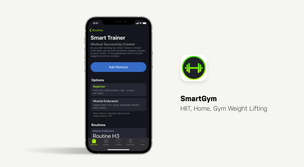 smartgym app