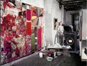 MOMA Rauschenberg photo insta