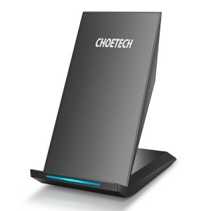 choetech wireless charge stand android phones